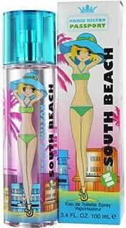 Paris Hilton Passport South Beach By Paris Hilton Edt Spray 3.4 Oz 1 pcs sku# 1195989MA