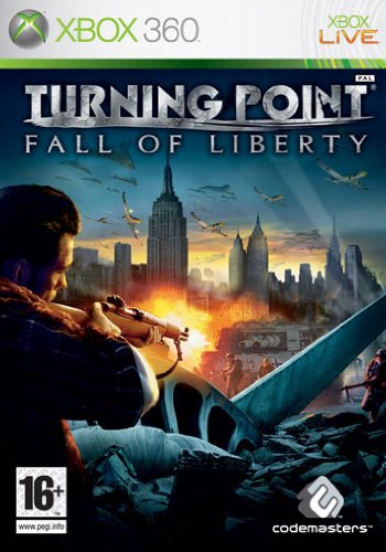 TURNING POINT: FALL OF LIBERTY X-360