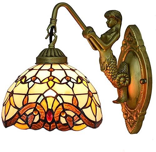 Lámpara de Pared de Moda Sala de Estar Británica Sala de Estar Comedor Habitación Bar Bar Club Aisle Belleza Lámpara de Pared Decoración