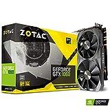 ZOTAC ZT-P10620A-10M - Tarjeta gráfica (GeForce GTX 1060, 6 GB, GDDR5X, 192 bit, 8000 MHz, PCI Express 3.0)