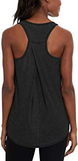 Racerback Workout Tank Top Sports Yoga Shirts Activewear Fitness Tanks for Gym Women