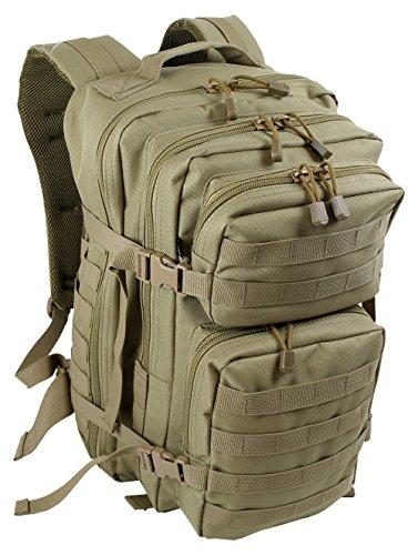 Extrem Großer Rucksack 50 Liter Backpack Outdoor Robuster Multifunktions Military...
