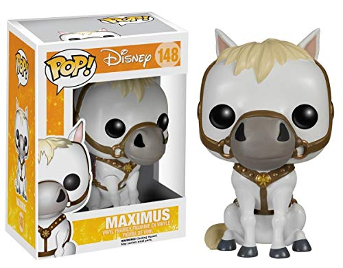 Funko Pop - Disney Rapunzel Neu verföhnt - Maximus Fig.