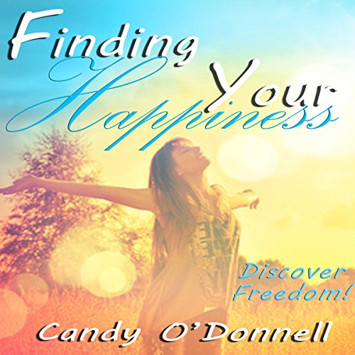Finding Your Happiness audiobook cover art