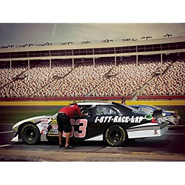 Charlotte Motor Speedway Rookie Drive at Nascar Racing Experience