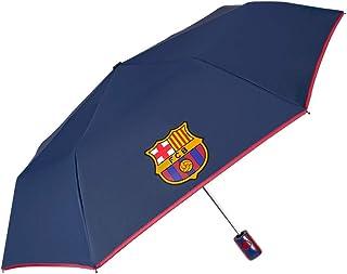 kidparadise Paraguas del FC Barcelona autom/ático azul