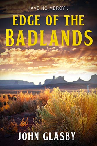 Edge of the Badlands by [John Glasby]