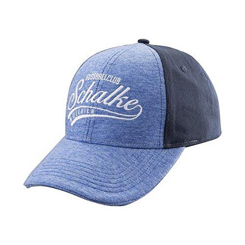 S04 Cap Baseballcap Damen FC Schalke 04