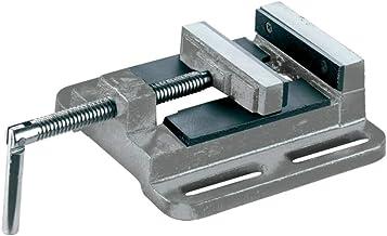 Mordaza para taladro, columna de 75 mm, abrazadera tensora de banco