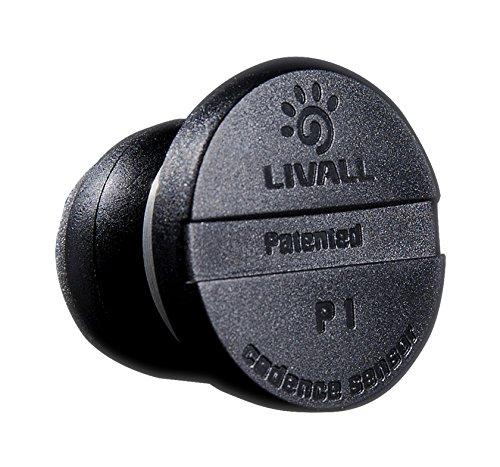 LIVALL ® P1 Nano Cadence Sensor für Daten Sammeln Genau Aufnehmen und Bietet Vielzahl Datum wie Slope Rate Farbverlauf Höhe Cadence