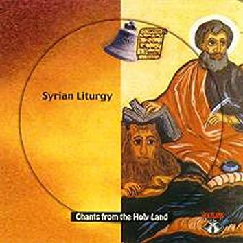 CD 15-Syrrian Liturgy-Live From St. Mark's Monastery
