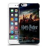 Head Case Designs Oficial Harry Potter Castillo Deathly Hallows VIII Carcasa rígida Compatible con Apple iPhone 6 Plus/iPhone 6s Plus
