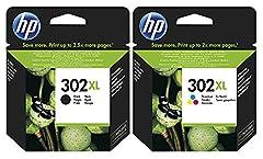 HP 302 XL Doppelpack Original-Tintenpatronen