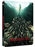 piranha dd - limited edition (steelbook) registi john gulager [Italia] [DVD]