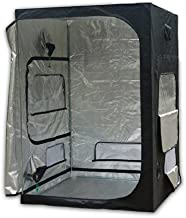 Oasis 4' x 4' Reflective Material Hydroponic Light Proof Grow Tent