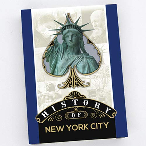 SOLOMAGIA History of New York City Playing Cards