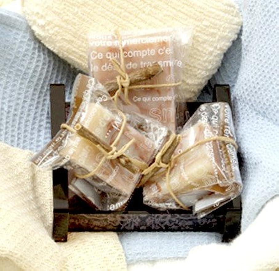キャップ安西聞きます能登ワインを配合した皮膚科医監修の無添加で肌にやさしい「純石けん」能登ワイン石けん〔80g×1、40g×2〕