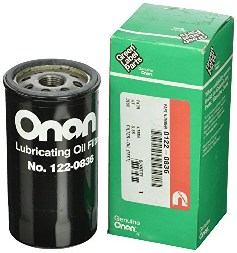Cummins 1220836 Onan Oil Filter