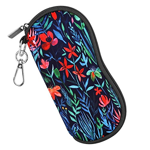 Fintie Glasses Case with Carabiner, Ultra...