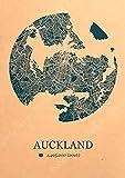 shuimanjinshan Auckland Neuseeland Karte Dunedin Wellington