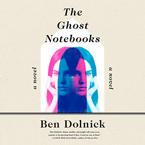 The Ghost Notebooks audiobook cover art