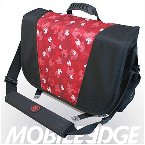 Sumo Laptop Sumo Messenger Bag- 16-Inch PC/17-Inch Mac (Red Camo)