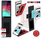 Cover for HomTom HT7 Pro Case | in Red Leather |