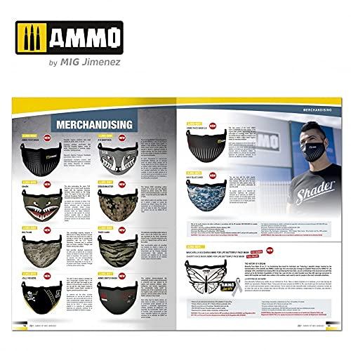 『アモ AMMO カタログ 2021年 プラモデルカタログ AMO-8300』の5枚目の画像