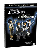 The Complete Musketeers (The Three Musketeers / The Four Musketeers)