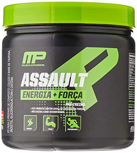 Assault (300G) - Sabor Melancia, Muscle Pharm
