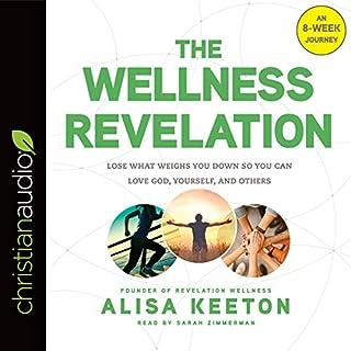 The Wellness Revelation audiobook cover art