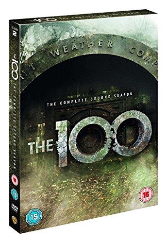 100: Season 2 [Edizione: Regno Unito] [Reino Unido] [DVD]