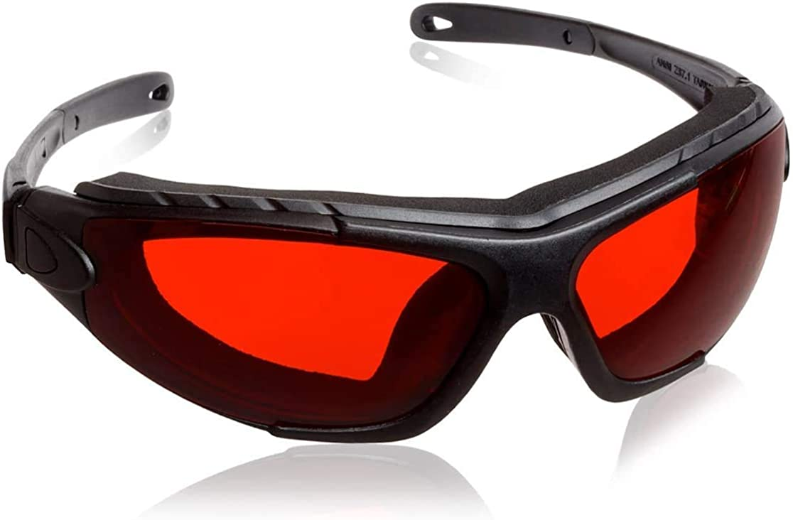 SafetyBlue Sleep Savior Ranking TOP15 Deluxe Red New item Lens Night G - Blue Glasses
