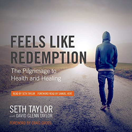 Feels Like Redemption audiobook cover art
