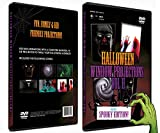 Halloween DVD Digital Decoration Vol 2 - (All New Spooky Edition!)