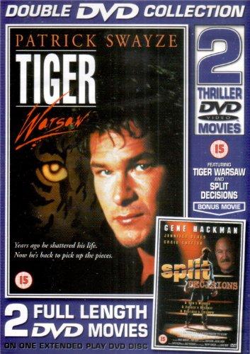 Tiger Warsaw / Split Decisions - Patrick Swayze / Gene Hackman DVD