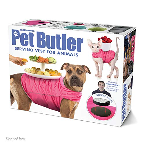 "Prank Pack ""Pet Butler"" - Wrap Your Real Gift in a Prank Funny Gag Joke Gift Box - by Prank-O - The Original Prank Gift Box 
