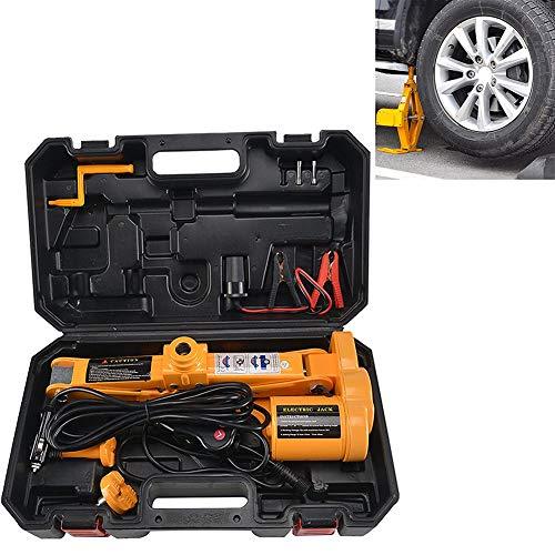 12V Schaar Jack Electrical, Kwalitatief Hoogwaardige En Betrouwbare Krik Hydraulische Krik Krik Auto Schaarlift 2T Band Veranderen Gereedschap,1
