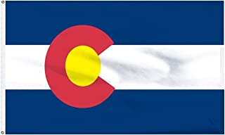 Sportsworld COLORADO OFFICIAL STATE FLAG