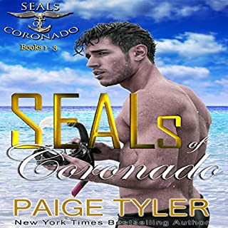 SEALs of Coronado: Books 1-3 audiobook cover art