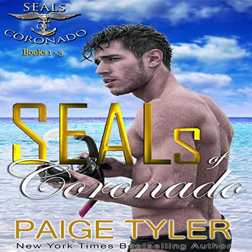 SEALs of Coronado: Books 1-3 cover art