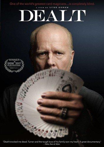 Dealt: Das faszinierende Leben des blinden Kartenmagiers Richard Turner cover