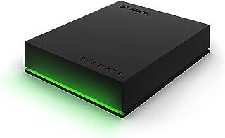 Seagate Game Drive for Xbox, 4 TB, Externe harde schijf, USB 3.2 Gen 1, zwart, Xbox-gecertificeerd, RGB-ledverlichting, 3 ...