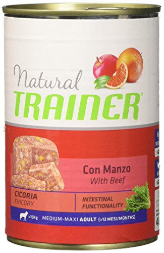 Natural TR. Adult M/M Manzo Gr 400