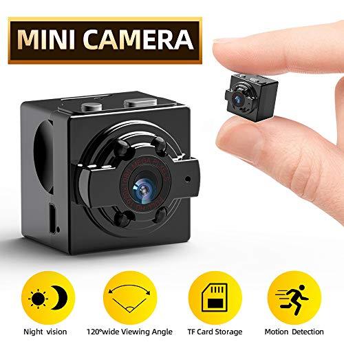 LYA camera DVR 720P Mini HD camcorder DV sport nachtzicht door infrarood beweging, kleine videorecorder