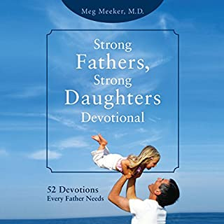 Strong Fathers, Strong Daughters Devotional cover art