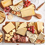igourmet Gourmet Gift Basket - Box of Cheese - A diverse assortment of traditional and modern cheeses and crackers (over 4 lbs)
