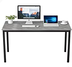 Need Computer Desk 55 inches Large Size Office Desk with BIFMA Certification Computer Table Gaming Desk Writing Desks, AC3...
