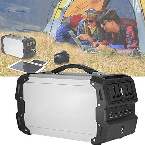 VULID Generador EléCtrico Gasolina,Camping Generador EléCtrico con Adaptadores para Al Aire Libre...