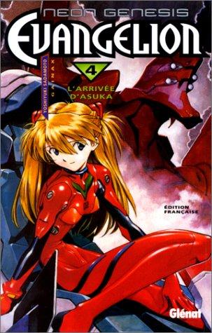 Neon Genesis Evangelion - Tome 04: L'arrivée d'Asuka